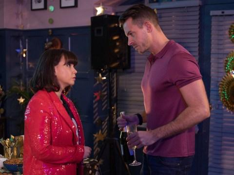 Hollyoaks Christmas spoilers: Darren and Nancy Osborne reunite as he comes clean?