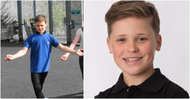 Child ballet star Jack Burns, 14, dies suddenly