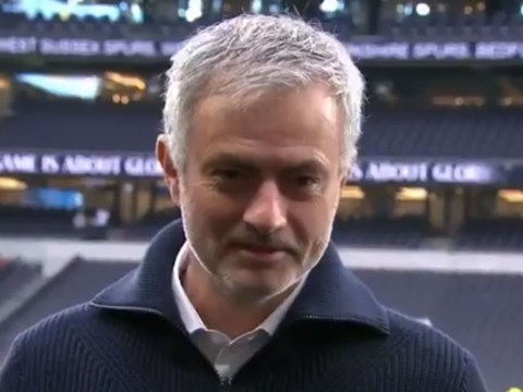 Jose Mourinho reveals his dog died on Christmas Day in emotional interview before Tottenham's clash against Brighton