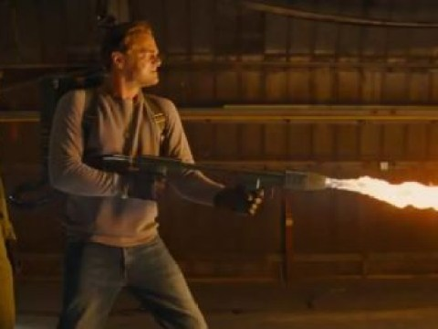 Leonardo DiCaprio had to 'torch' stuntmen with a flamethrower for Once Upon A Time In Hollywood