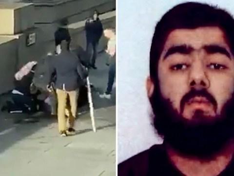 Mohammed the kitchen porter joined Polish chef to 'stop London Bridge terrorist'