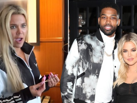 Khloé Kardashian rejects Tristan Thompson's birthday gift in latest attempt to get back with her