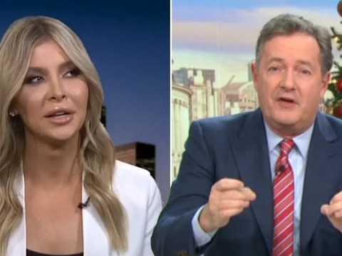 Piers Morgan bans 'utterly pathetic' Sophia Hutchins from GMB after disastrous interview over Caitlyn Jenner