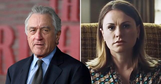 Robert De Niro defends Anna Paquin role in The Irishman