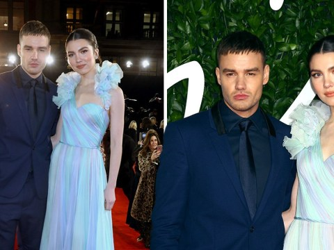 Liam Payne arrives with girlfriend Maya Henry to The Fashion Awards 2019 after bouncer bust-up