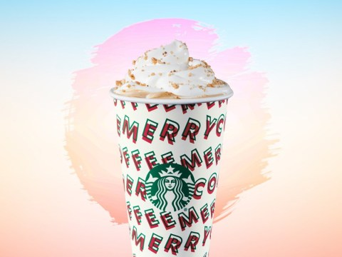 The amount of sugar in seasonal Christmas coffees has 'gone up' since 2016