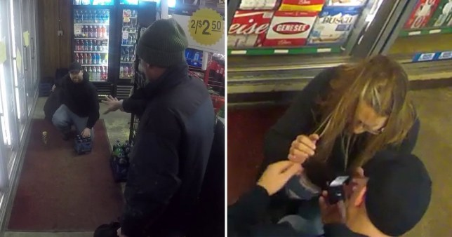 Man decides best way to propose to his girlfriend is to set up an armed robbery