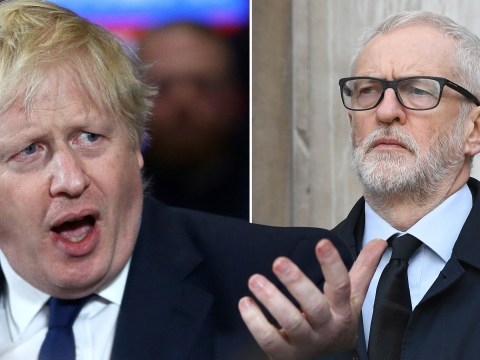 Boris Johnson says Jeremy Corbyn is 'siding with our enemies' ahead of Nato summit