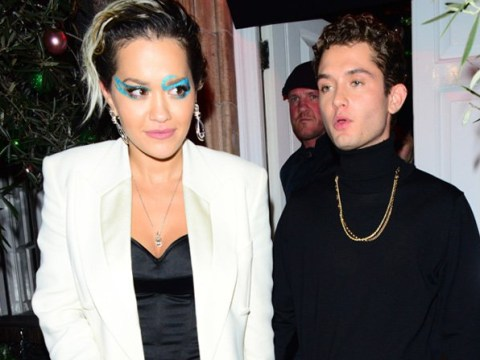 Rita Ora and Rafferty Law already 'drifting apart' three months after they started dating