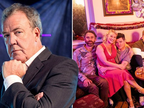 Jeremy Clarkson is taking on Gavin and Stacey in clash of Christmas TV titans