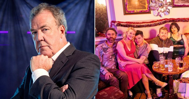 Jeremy Clarkson and Gavin and Stacey