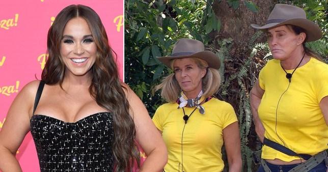 I'm A Celebrity winner Vicky Pattison slams Caitlyn Jenner for Kate Garraway nose job remark