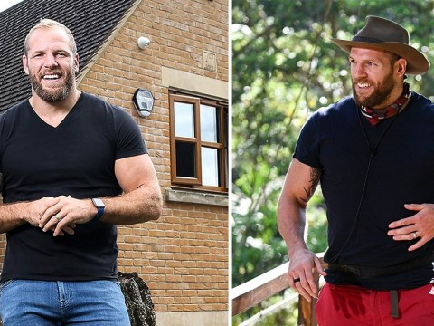 James Haskell's rugby teammate can't believe huge I'm A Celebrity weight loss