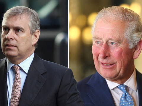 Prince Charles 'reads the riot act' to Andrew over Jeffrey Epstein friendship