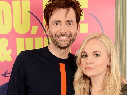 David Tennant's wife Georgia says newborn baby's stint in hospital will 'haunt her forever'