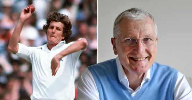 The world of cricket has paid tribute to England legend Bob Willis