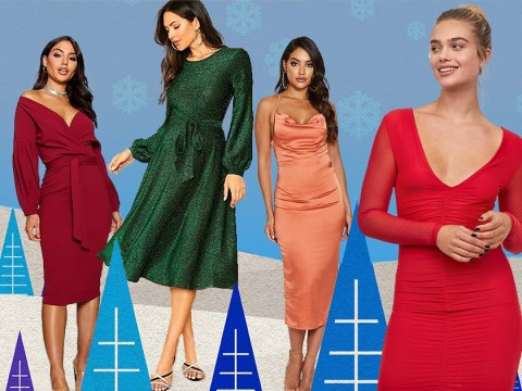 Christmas party dresses under £30 that are sure to wow all the guests