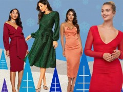 Christmas party dresses under £30