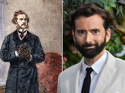 David Tennant takes on iconic literary character for new Around The World In 80 Days TV series
