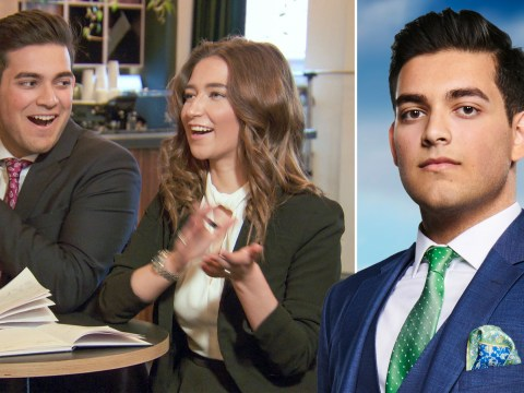 The Apprentice fired candidate Dean Ahmad slams 'nightmare' Lottie Lion for being on show 'for other reasons'