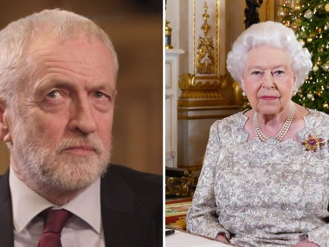 Jeremy Corbyn defended over 'lie' he watches the Queen's speech
