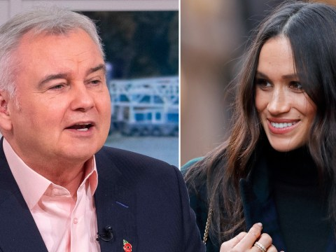 Eamonn Holmes admits he 'hasn't learnt anything' from Meghan Markle 'uppity' race row