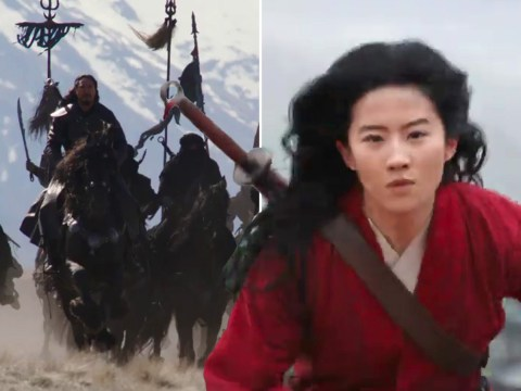 Let's get down to business for the epic trailer of Disney's live-action remake of Mulan