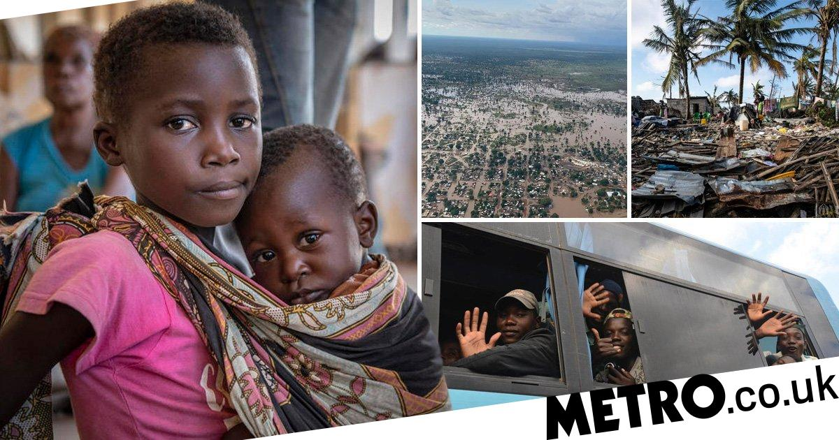 UN warns climate change 'will displace millions' unless we act now - Metro