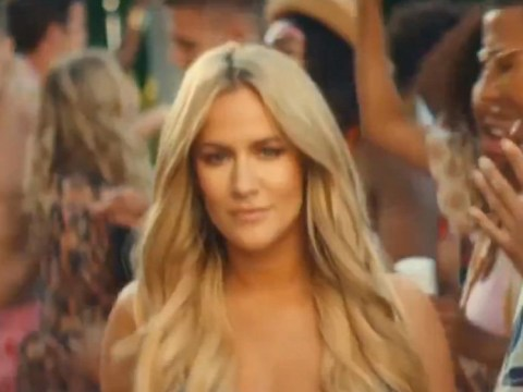 Love Island urges winter to 'do one' in new trailer as Caroline Flack returns for January series