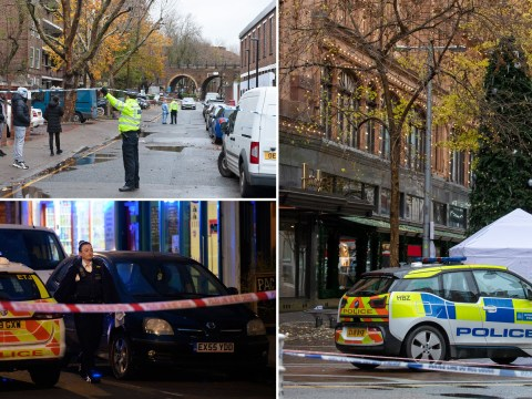Three stabbed to death in 12 hours in London night of bloodshed
