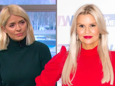 Kerry Katona hits out at 'unfair' This Morning as they brand her 'irresponsible' for promoting weight loss jabs