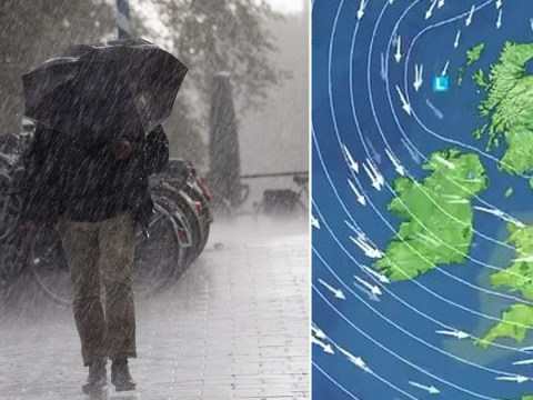 Storm Atiyah on course to batter Britain this weekend