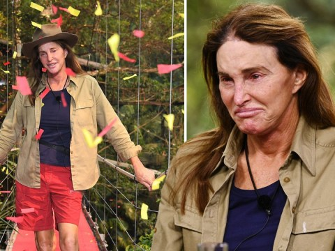 I'm A Celebrity viewers in tears as Caitlyn Jenner savagely snubbed by famous family on jungle exit