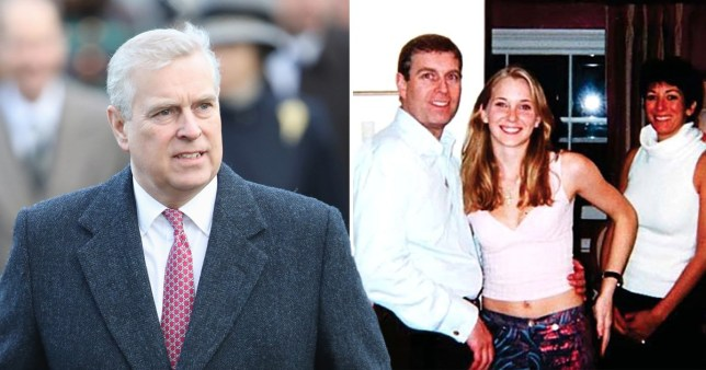 Second Jeffrey Epstein victim claims she 'had sex with Prince Andrew'