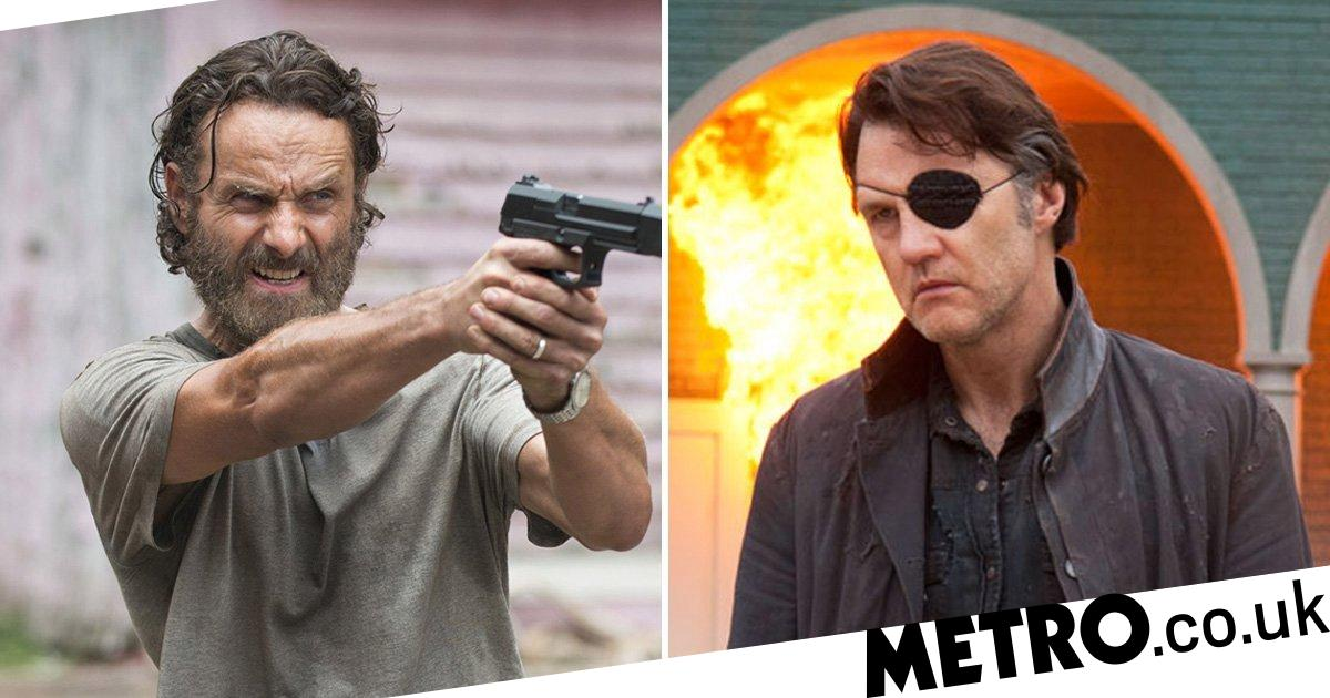 PRC 106824512 1575726504 - The Walking Dead's David Morrissey wants in on Rick Grimes movies
