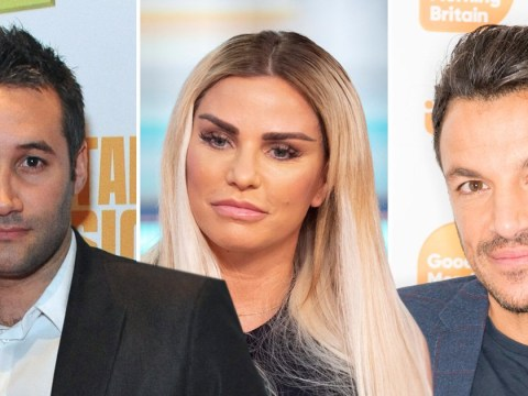 Katie Price 'in bits' over Dane Bowers break-up as she admits Peter Andre split wasn't 'as hard'