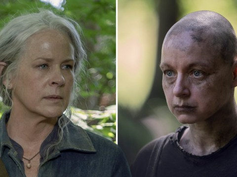 The Walking Dead's Samantha Morton warns of 'incredible' season 10 twists for Whisperers' Alpha