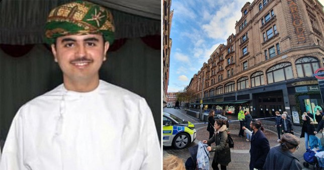 Student stabbed to death outside Harrods was 'entirely blameless'