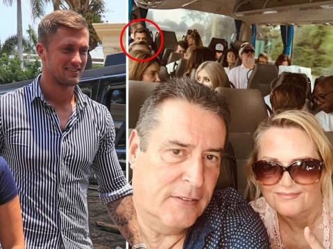 Jacqueline Jossa's parents shun Dan Osborne on I'm A Celeb trip amid cheating allegations