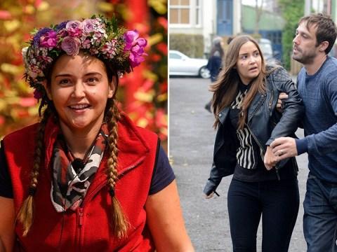 EastEnders spoilers: Jacqueline Jossa hints at possible return for Lauren Branning after I'm A Celebrity win