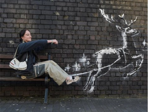 New Banksy artwork appears in Birmingham to highlight homelessness