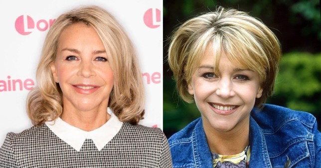Leslie Ash 'lost 10 years of her life' following MSSA superbug that left her unable to walk