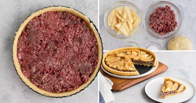 American website includes actual beef in mince pie recipe described as an 'abomination'