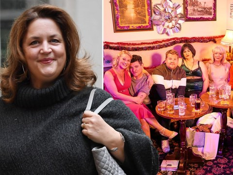 Ruth Jones reveals Gavin and Stacey Christmas special almost got scrapped after writing problems