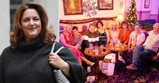 Gavin and Stacey christmas special Ruth Jones