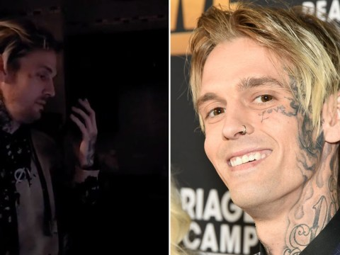 Aaron Carter accused of racism after putting on Chinese accent to order takeaway