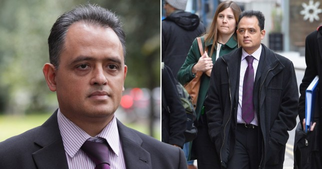 Dr Manish Shah has been found guilty of a string of sexual assaults on his patients