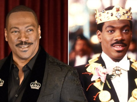 Eddie Murphy insists he's 'over the moon' with how Coming To America 2 connects with 30-year-old original as fans tell him 'don't f**k it up'