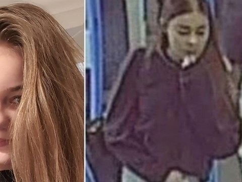 Fears for girl, 13, not seen since she got train to London six days ago