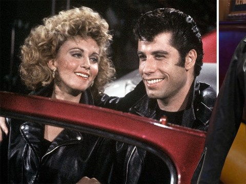 Buyer who paid £185k for Olivia Newton-John's Grease leather jacket returns it to her after auction